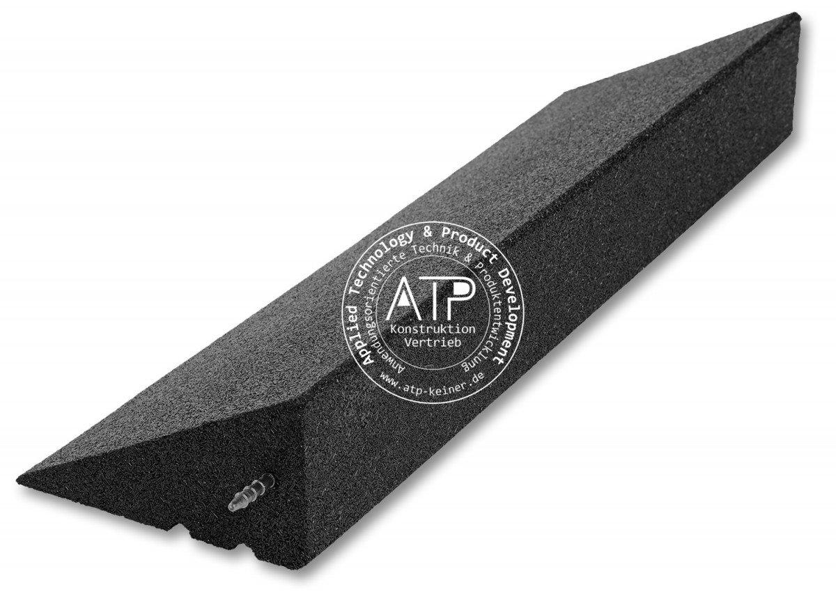 Rampe -150 mm DELUXE- Standard, Schwarz ATP Keiner GmbH