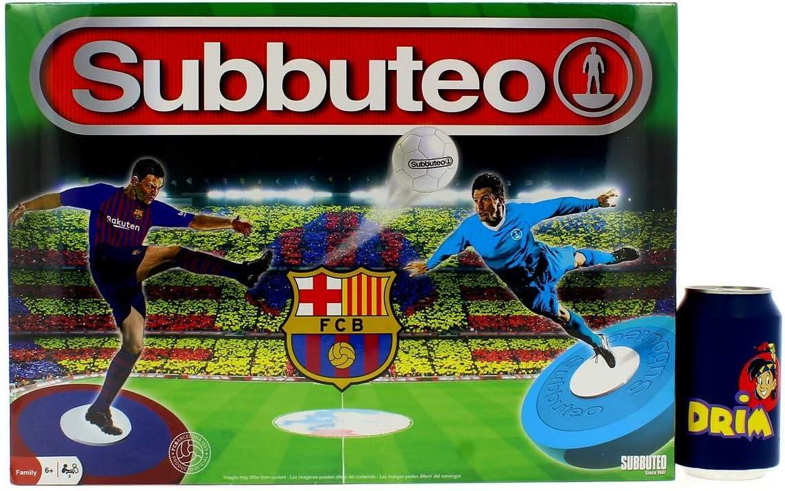 FCB FCBARCELONA Subbuteo Playset FC Barcelona (11053), Multicolor ...