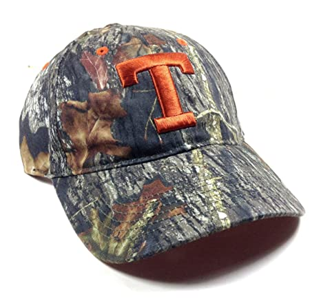 c2075286d1c Image Unavailable. Image not available for. Color  Texas Longhorns Solid  Mossy Oak Camo Hat