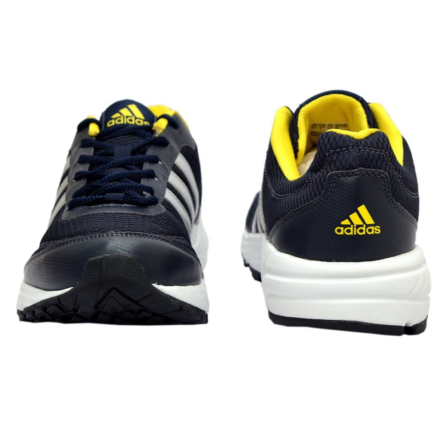 adidas Men's Phantom M Dark Blue and Yellow Mesh Running Shoes - 6 UK: Buy  Online at Low Prices in India - Amazon.in