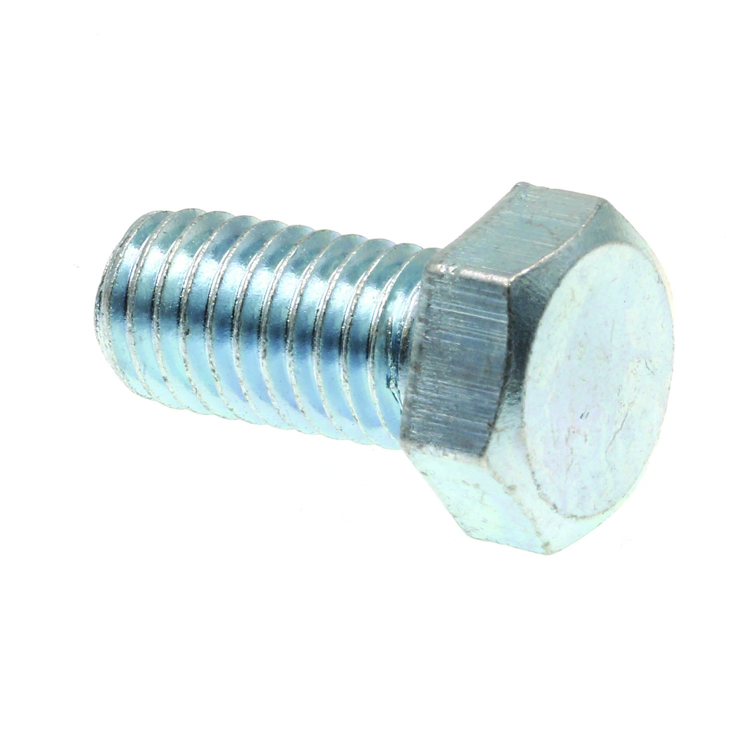 Prime Line 9060322 Hex Bolts 1 2 in. 13 X 1 in. A307 Grade A Zinc Plated Steel 25 Pack