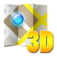Worldwide 3D map