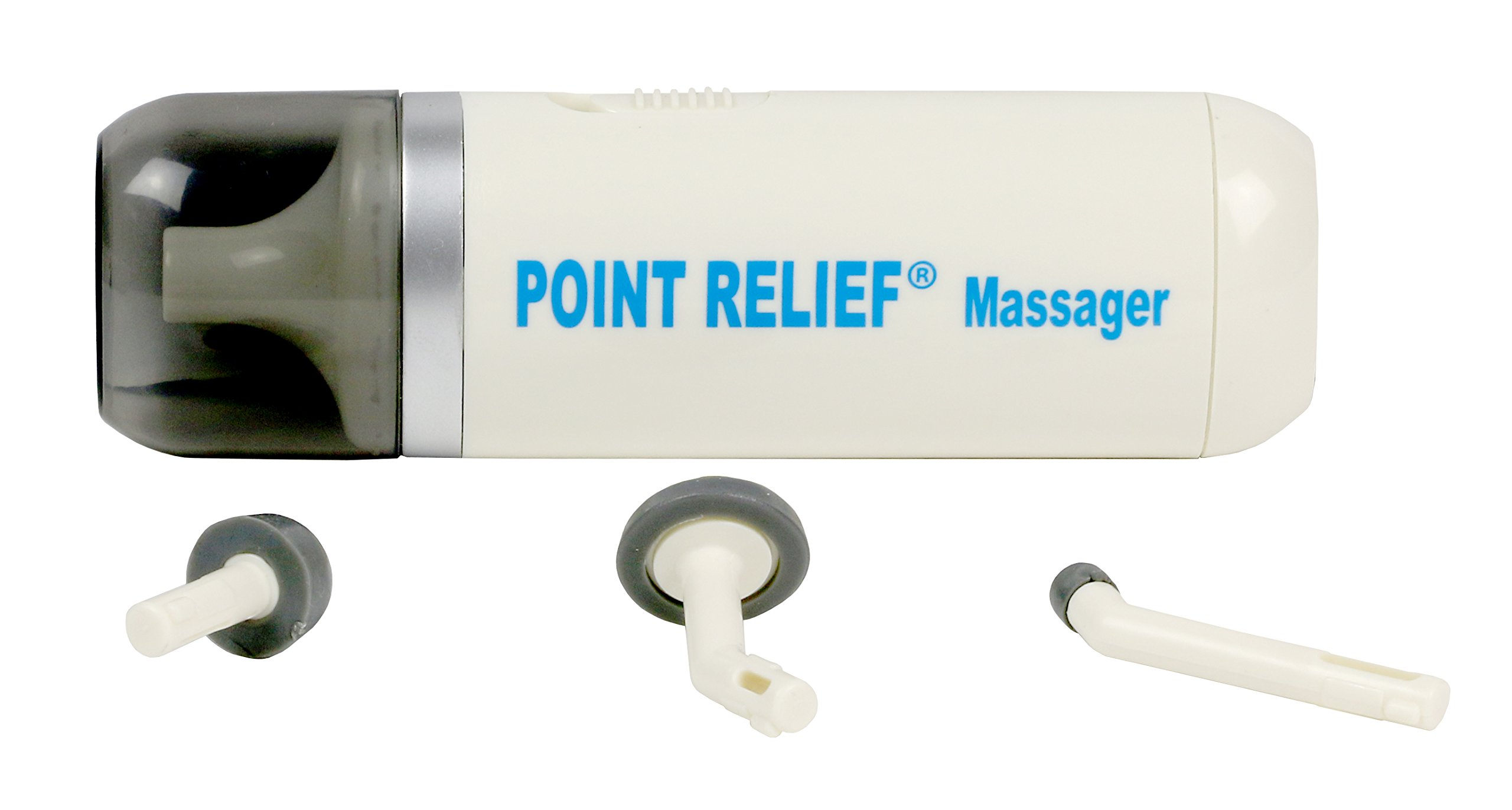 Point-Relief14-1050 Mini-Massager with Accessories