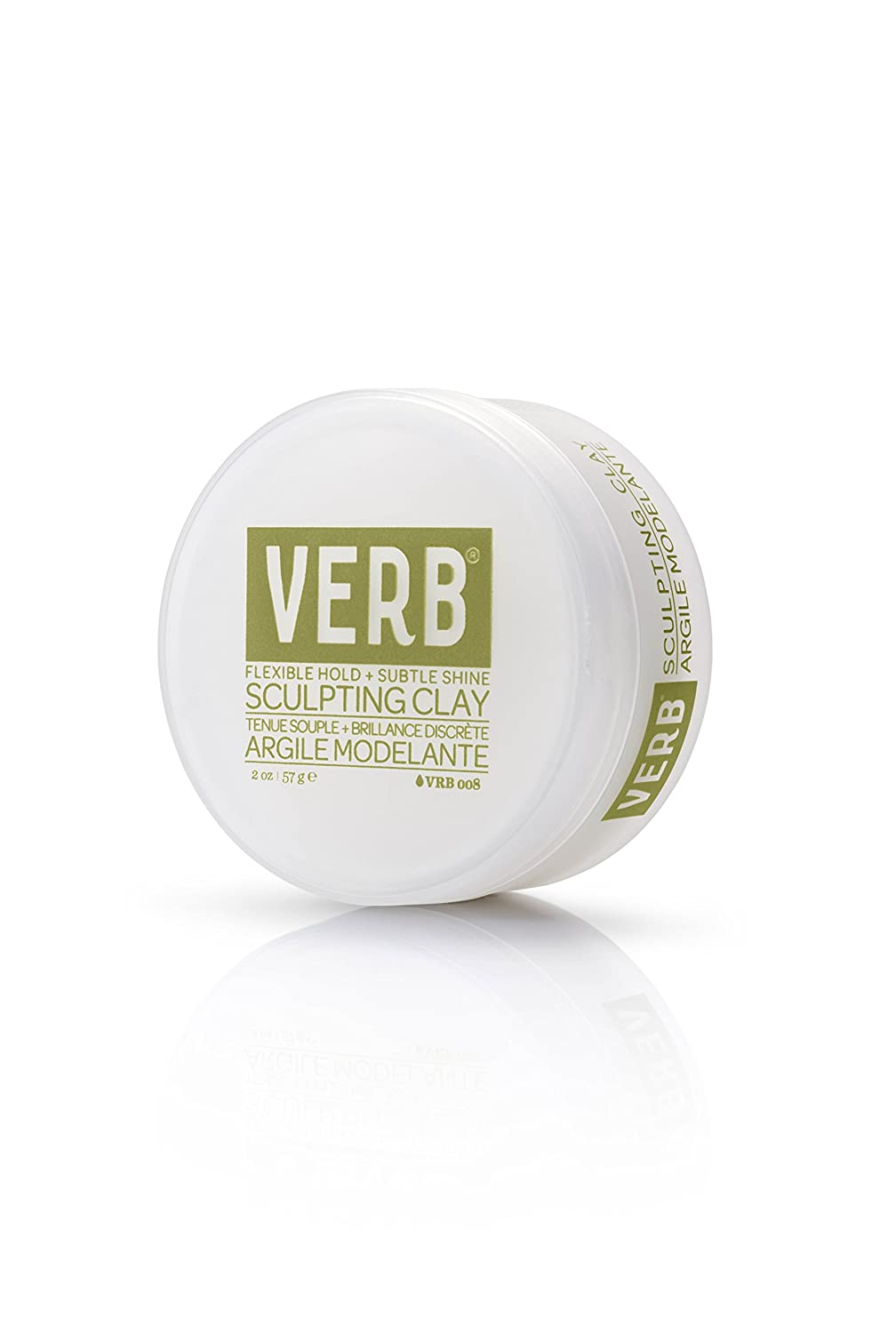 Verb Sculpting Clay - Flexible Hold + Subtle Shine 2oz