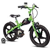 Bicicleta Infantil Verden VR 600 - Aro 16 com rodinhas e buzina