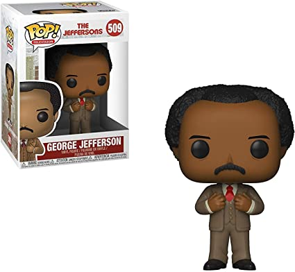 Funko-POP TV LE Jefferson-Louise Jefferson Brand New in Box