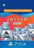 Pacchetto da 12,000 schegge di Anthem | Codice download per PS4 - Account italiano