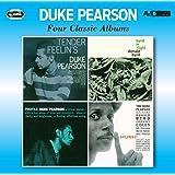 Four Classic Albums (Tender Feelin's / Byrd In Flight / Profile / Hush)