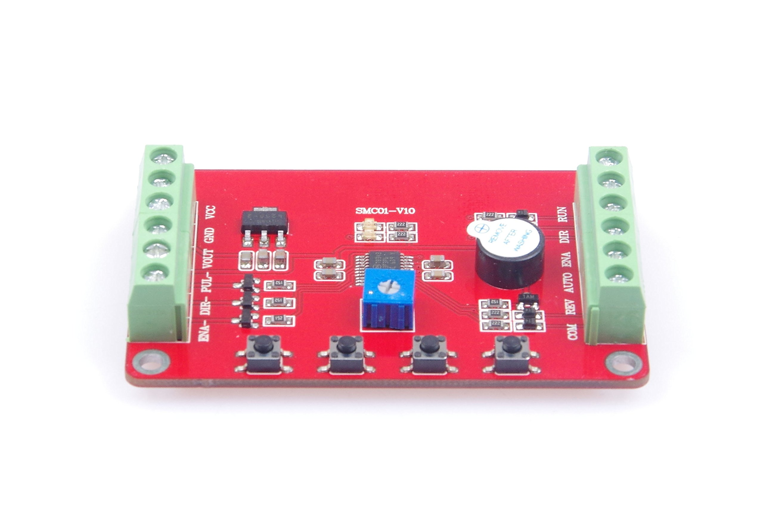 LM YN Stepper Motor Controller 0.3K-30K PWM Pulse Output Adjustable DC5-32V Power Supply by LM YN (Image #7)
