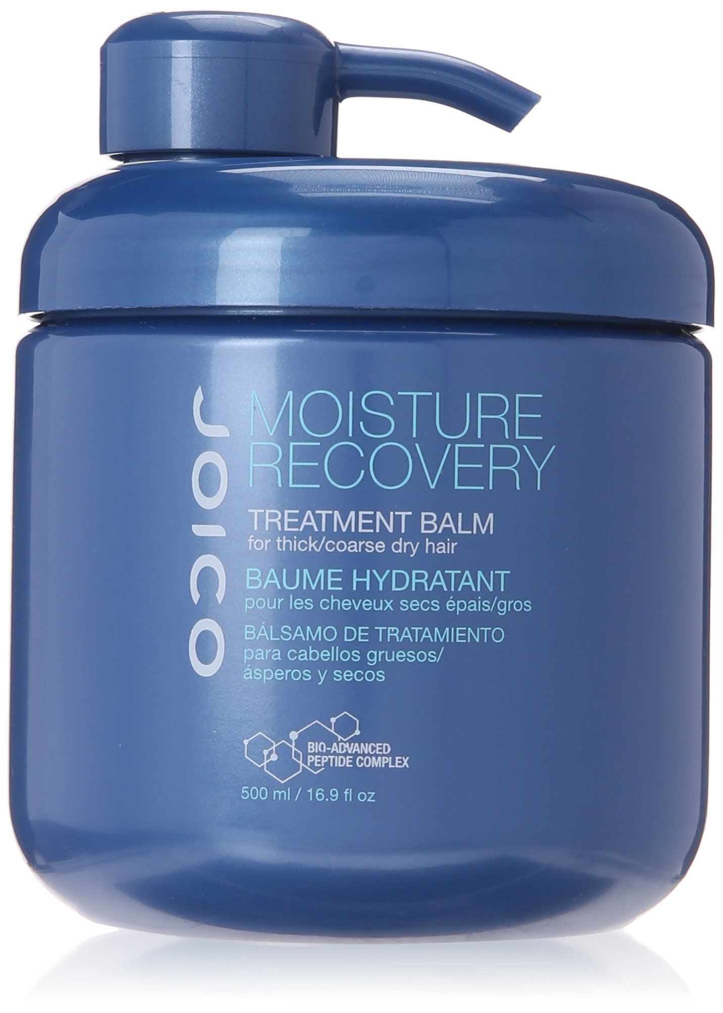 Joico Moisture Recovery Balm for Thick and Coarse Dry Hair, 16.9 fl.oz.