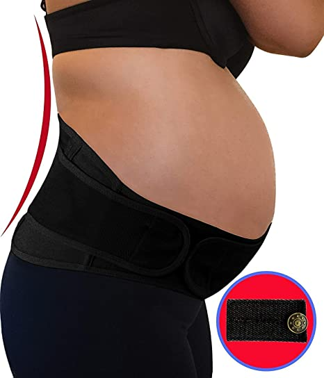 Pregnancy Belt Support Maternity Abdomen Band Pelvic SPD Back Hip Pain Polyester