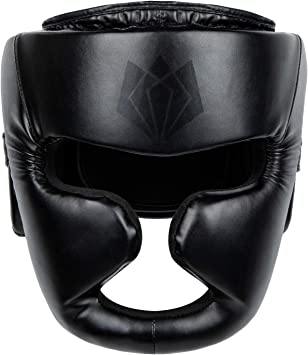 Elite Sports Boxing MMA Sparring Kickboxing Headgear for Men Muay Thai Boxing Head Guard Helmet for Head Protection