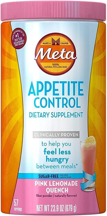 Pastillas para el control del apetito metamucil