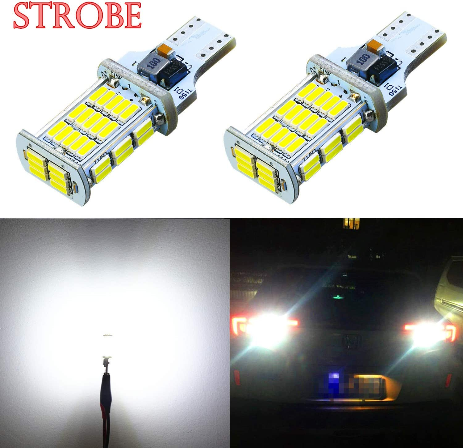 Interior Ceiling LED SMD Bulbs KIT RED CAN BUS fit Mercedes SL 500  2001-2012