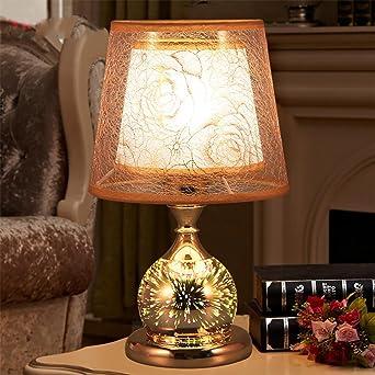 Créatif Lampe Table De Xinye Feux D'artifice Tridimensionnel 3d dxreWoCB