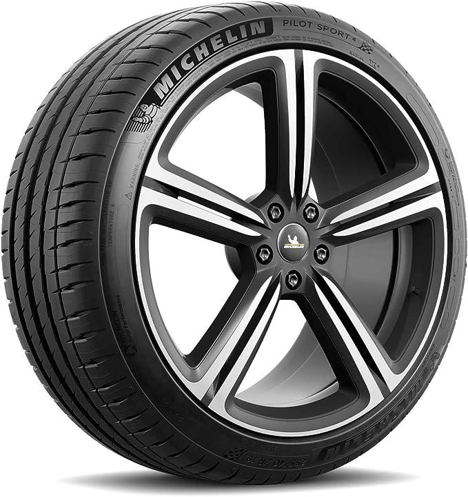 Michelin Pilot Sport 4 El Fsl 255 40r19 100y Sommerreifen Auto