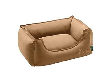 Hunter Sanremo - Sofá para Perro (80 x 60 cm), Color marrón: Amazon.es: Productos para mascotas