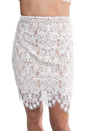 8599e68c430 Image Unavailable. Image not available for. Color  For Love   Lemons Vika  Mini Skirt ...