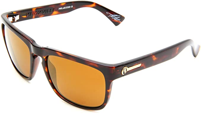 708f478e326 Amazon.com  Electric Visual Knoxville Tortoise Shell Polarizd Bronze ...