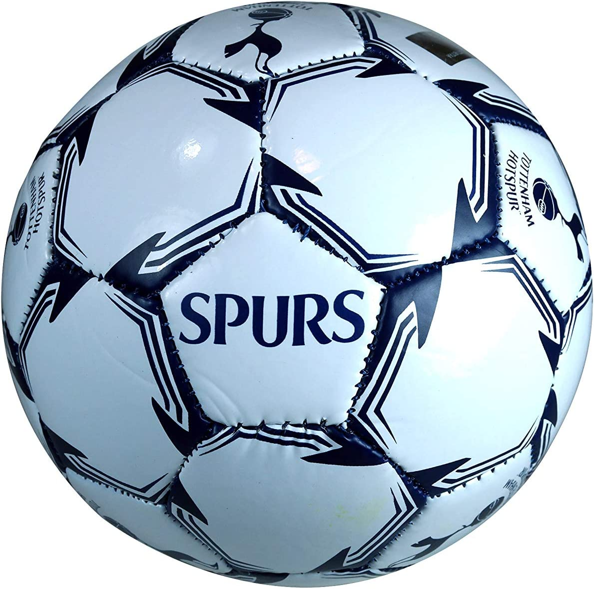 Amazon Com Tottenham Hotspur Authentic Official Licensed Soccer Ball Sizes 2 03 1 Sports Outdoors