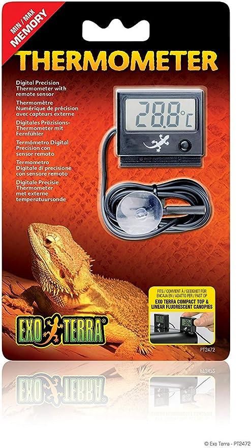 Exo TerraTermómetroDigitalconSensor