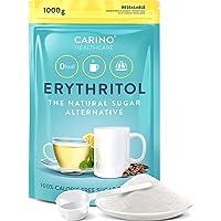 Erythritol polvo Sustituto del azúcar con cero calorías
