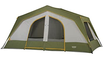 Wenzel Vacation Lodge Tent - 7 Person  sc 1 st  Amazon.com & Amazon.com : Wenzel Vacation Lodge Tent - 7 Person : Family Tents ...