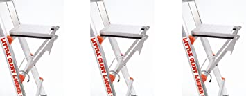 Little Giant Ladder Systems 10104 375-Pound Rated Work Platform Accessory