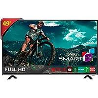 """Smart TV LED 49"""" Full HD PTV49E68DSWN, Wi-Fi, 3 HDMI, USB, MidiaCast e Netflix UNICA"""