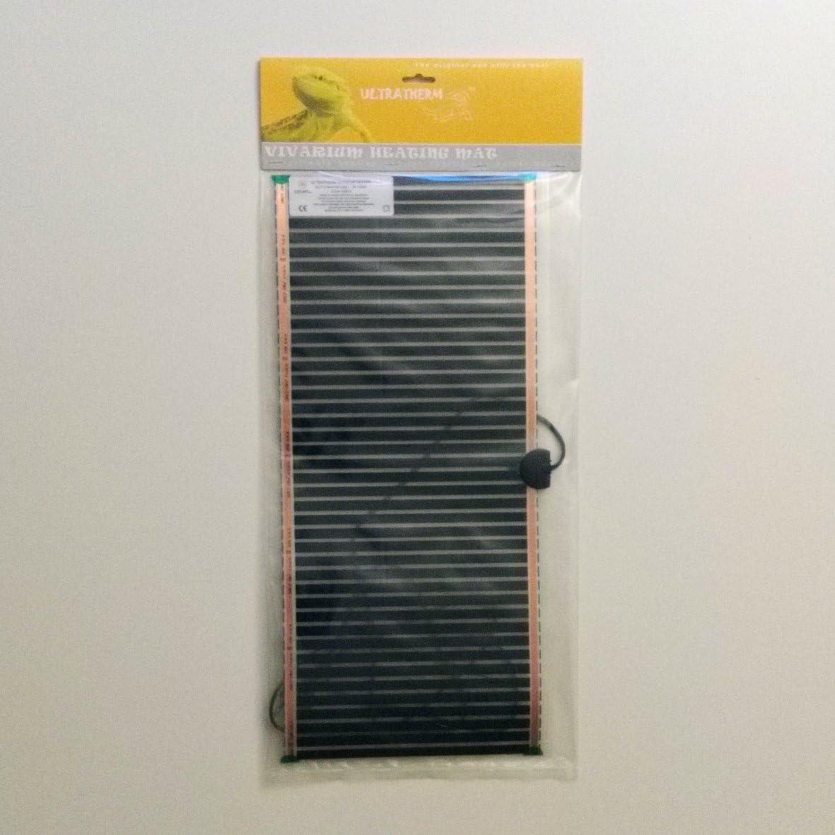 Manta termica calor para animales y reptiles 30W de 57 x 27 cm