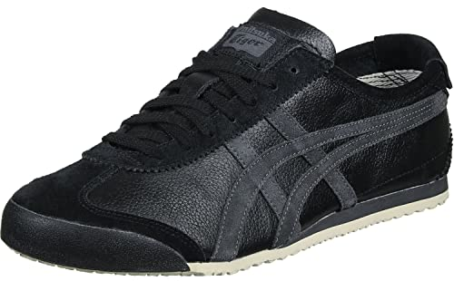 Onitsuka Tiger Mexico 66 Vin Black Dark Grey