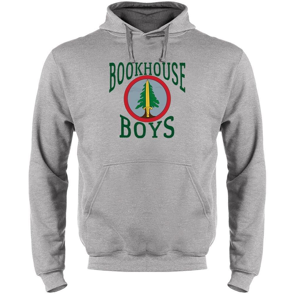 Bookhouse Boys Retro Vintage Mens Fleece Hoodie Sweatshirt