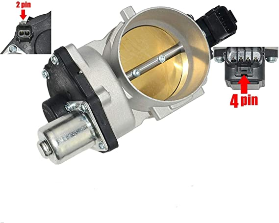 Throttle Body Motor Dorman 911-102