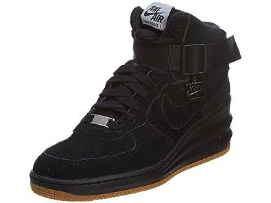Nike Lunar Force 1 Sky Hi W Black