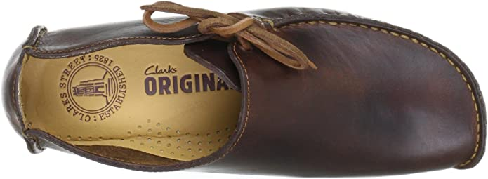 Clarks Lugger Low Top Mens - Brown (7