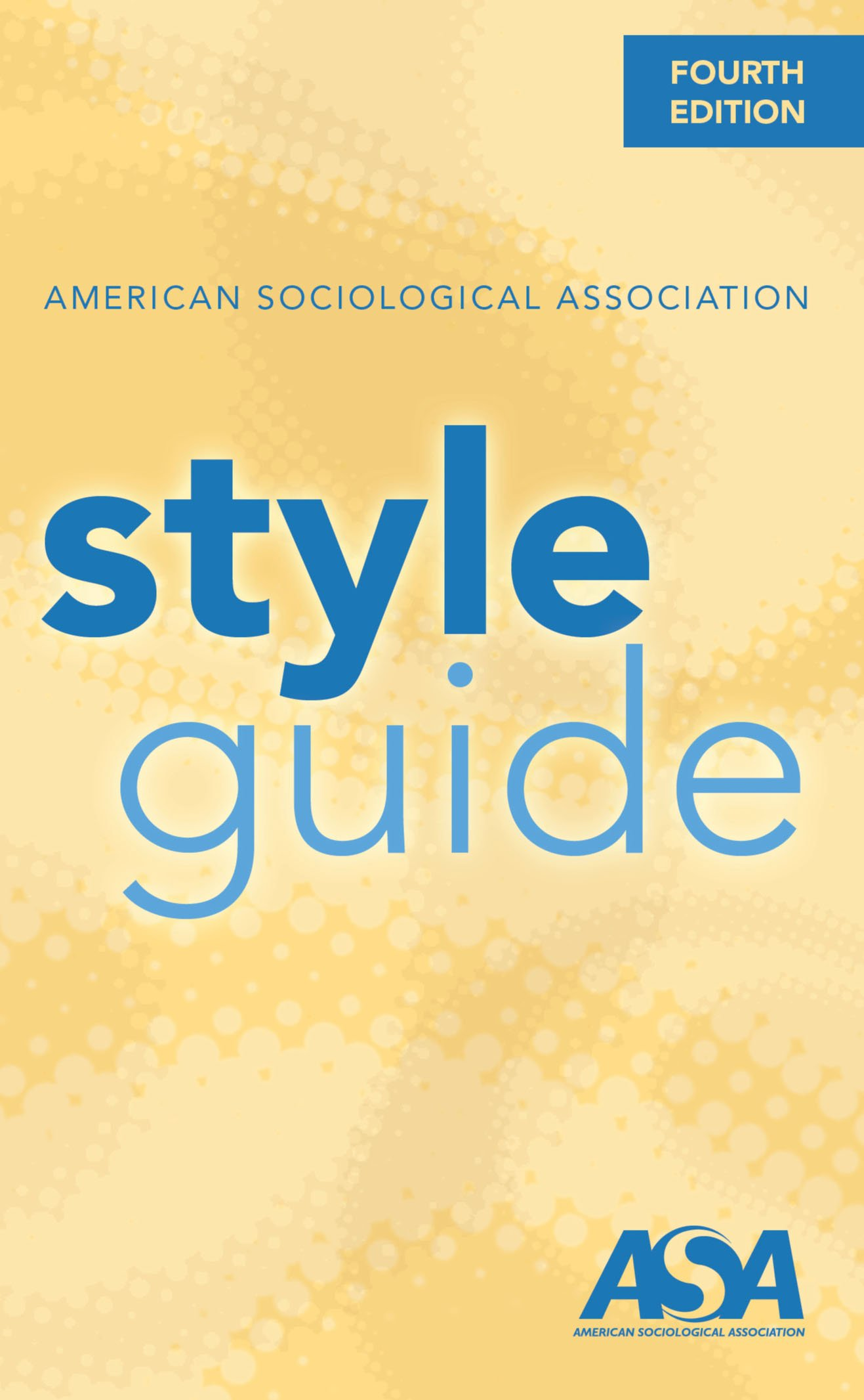 american sociological association style guide american sociological association 9780912764313 amazoncom books