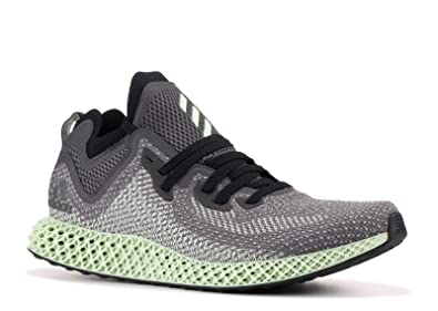 adidas AlphaEdge 4D LTD Shoe - Men s Running 6 Core Black Aero Green Ash d6d77d67b