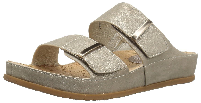 BareTraps Women's Cherilyn Slide Sandal B075X64GGH 7 B(M) US|Champagne