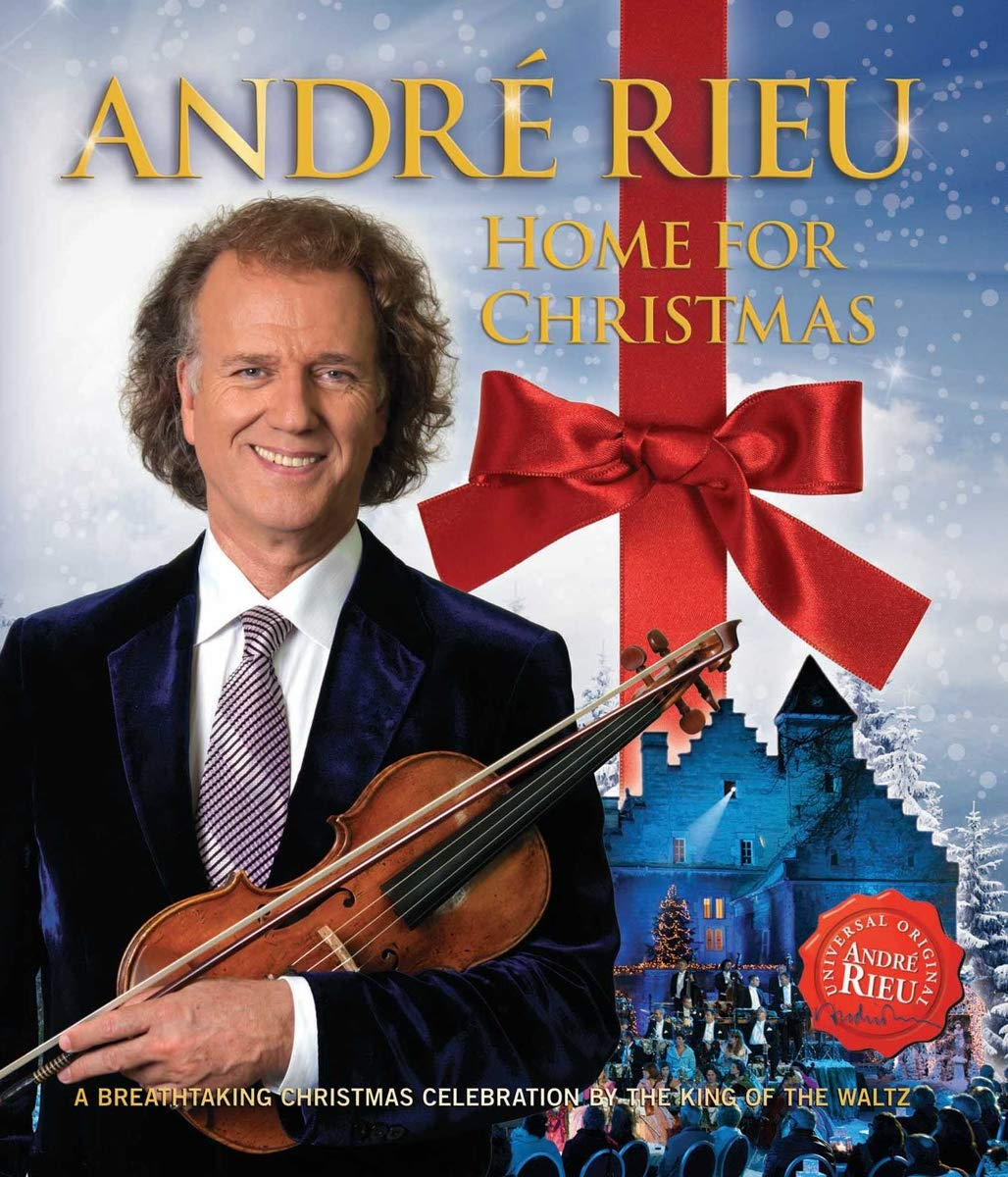 André Rieu: Home for Christmas [Blu-ray]