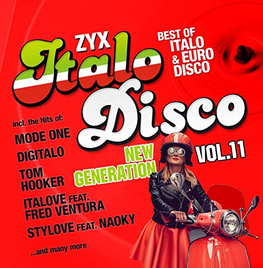 49e0e3dc8ba884 ZYX Italo Disco New Generation Vol. 11 - Various Artists  Amazon.de  Musik