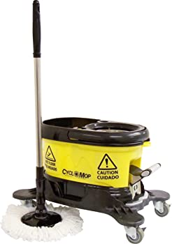 CycloMop Heavy-duty Spin Mop