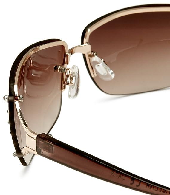 Eyelevel Damen, Sonnenbrille, Helena 3, GR. One size (Herstellergröße: One Size), Braun (Marron)