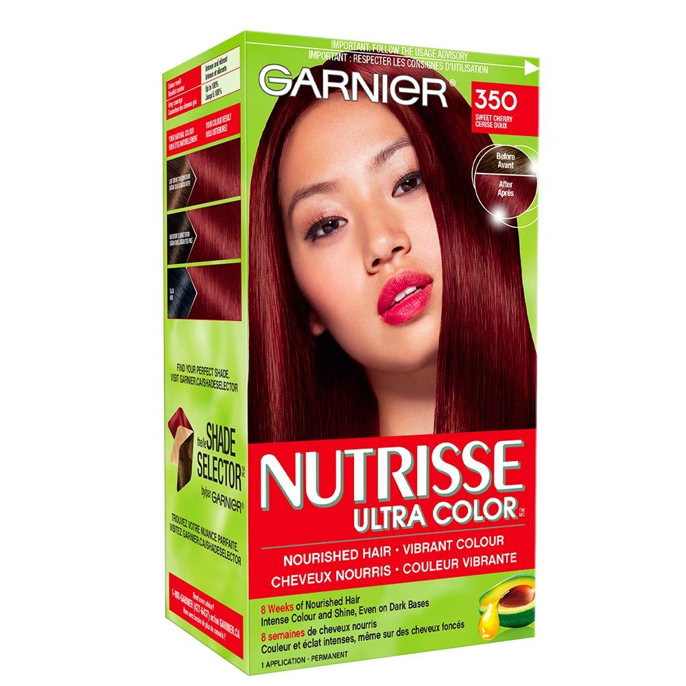 Results For Cherry Red Hair Dye Garnier