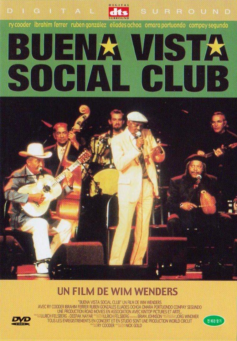 Buena Vista Social Club Amazon De Dvd Blu Ray