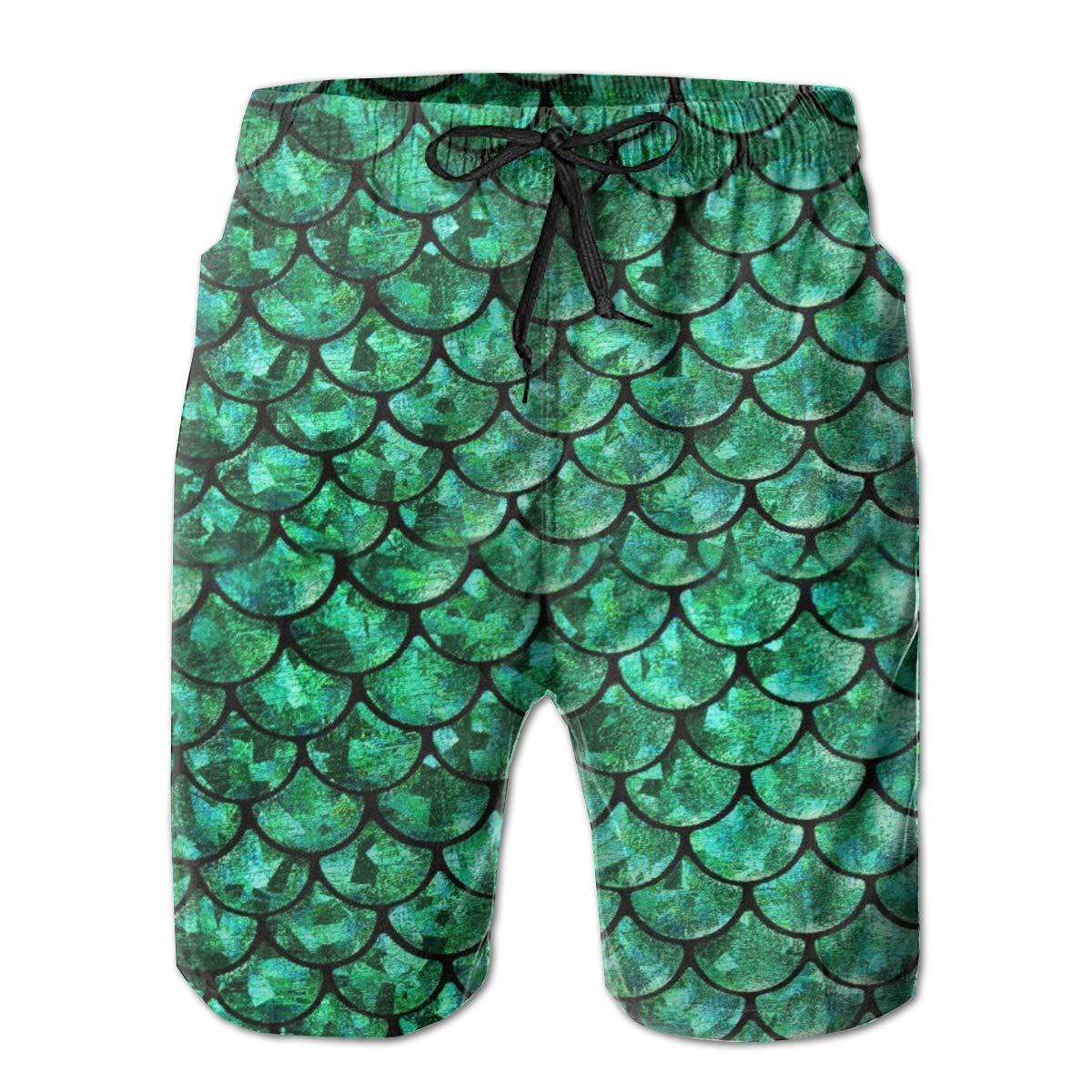 Quick Dry FANTASY SPACE Mens Big /&Tall Cargo Short Board Shorts Essentials Sportwear