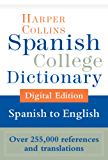 HarperCollins Spanish-English College Dictionary (Spanish College Dictionary nº 2) (Spanish Edition)
