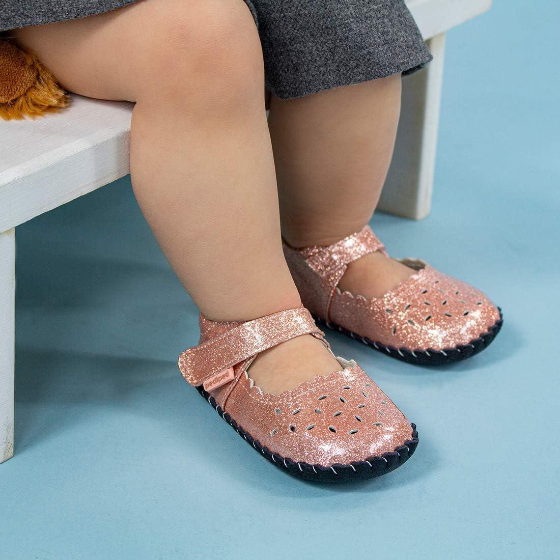 Infant//Toddler pediped Katelyn Originals Mary Jane