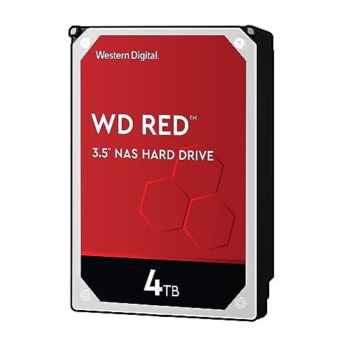 WD Red Disco duro para NAS 4 TB