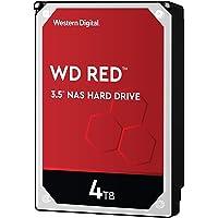 WD Red - Disco duro para NAS, 4 TB