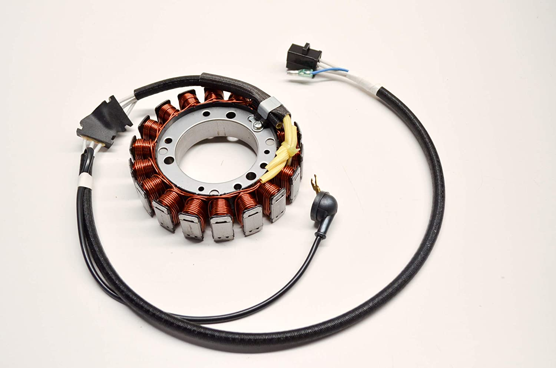 Yamaha 4PP814100000 Stator Assembly